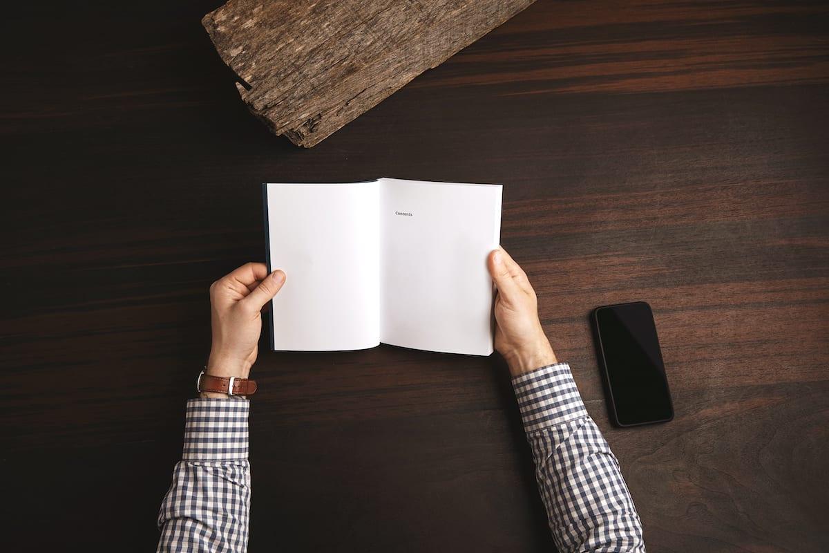 Buch ohne Inhaltsverzeichnis