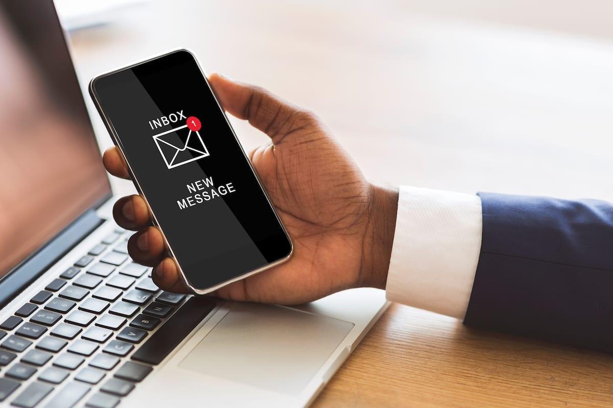 E-Mail-Bewerbung schreiben